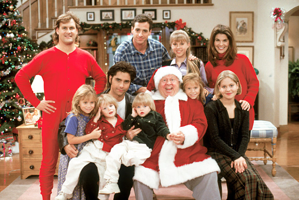 Full House Christmas